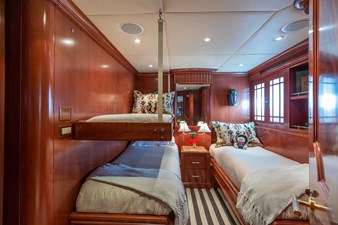 HAVEN 24 Twin Stateroom w/ Pullman