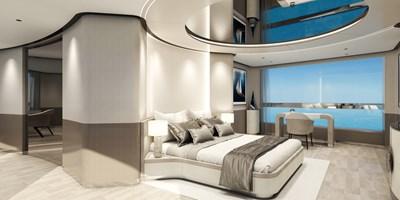 Mistral 41 ALU Hull # 2 17 Atlante Yachts  Mistral 41 Owner Cabin standard 1