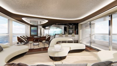 Mistral 41 ALU Hull # 2 22 Atlante Yachts Mistar 41 Salon (2)