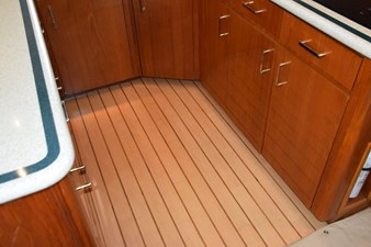 DITCH DIGGER 13 Wood Laminate Galley Sole