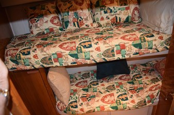 DITCH DIGGER 26 Guest Stateroom Berths