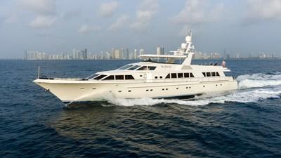 No Buoys 0 No Buoys 1985 ABEKING & RASMUSSEN  Motor Yacht Yacht MLS #271603 0