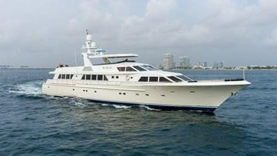 No Buoys 6 No Buoys 1985 ABEKING & RASMUSSEN  Motor Yacht Yacht MLS #271603 6
