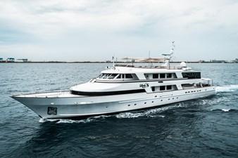 1989/2018 Benetti 151 MY Lady S 1 profile, port
