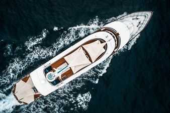 1989/2018 Benetti 151 MY Lady S 4 aerial