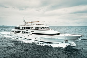 1989/2018 Benetti 151 MY Lady S 2 profile, starboard