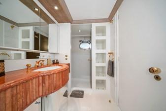 1989/2018 Benetti 151 MY Lady S 35 VIP bathroom #2