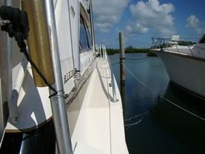 Cara Mia II 6 6. Starboard Walk