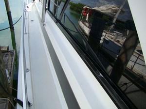 Cara Mia II 12 12. Clean Window Frames