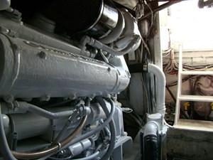 Cara Mia II 33 34. Starboard Main