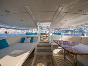 BLUE PAPILLON 4 BLUE PAPILLON 1993 JONGERT 2900M Motorsailor Yacht MLS #271631 4