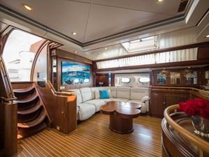 BLUE PAPILLON 5 BLUE PAPILLON 1993 JONGERT 2900M Motorsailor Yacht MLS #271631 5