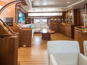 BLUE PAPILLON 7 BLUE PAPILLON 1993 JONGERT 2900M Motorsailor Yacht MLS #271631 7