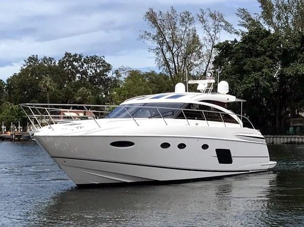 52' 2014 Viking Princess Motor Yacht WINEDOWN