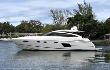 Winedown 0 52' 2014 Viking Princess Motor Yacht WINEDOWN