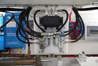 ELLA 24 Engine Room