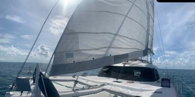 Marlow 1 Under Sail