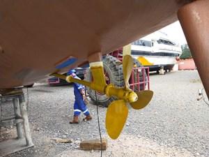 Marlow 4 Folding propeller