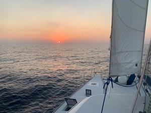 Marlow 7 at sail