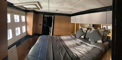 Marlow 15 master cabin