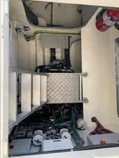 Marlow 32 engine room