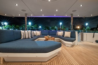 Nina Lu 65 2011 Westport 130 - Nina Lu - Main Deck Seating