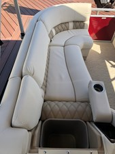 - 9 Port fwd seating view