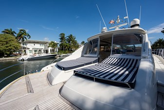 Small Change 38 Aft Deck