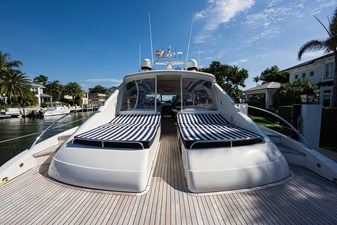 Small Change 39 Aft Deck