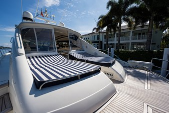 Small Change 40 Aft Deck