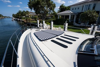 Small Change 42 Aft Deck