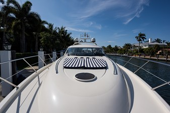 Small Change 43 Aft Deck
