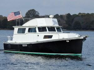 Mobjack 27 Mobjack Boat Starboard Side (1)