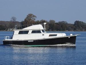 Mobjack 28 Mobjack Boat Starboard side 2