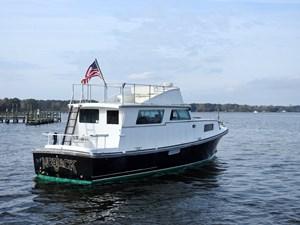 Mobjack 29 Mobjack Boat Stern Photo
