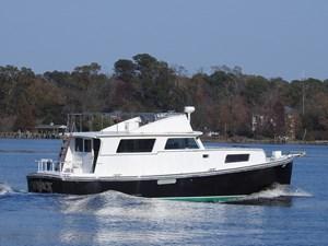 Mobjack 32 Mobjack Starboard Side