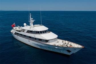 EMERA 1 EMERA 1974 CAMPER & NICHOLSONS  Motor Yacht Yacht MLS #271756 1