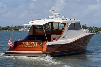 TRIDENT 1 Starboard Aft