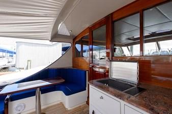 TRIDENT 7 Cockpit cabin bulkhead