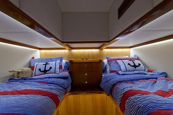 TRIDENT 11 Guest Cabin
