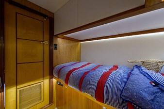TRIDENT 13 Guest Cabin bunk