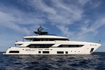 MAREA 1 Starboard Profile