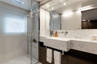 MAREA 58 Guest Bathroom