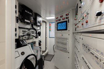 MAREA 74 Control Room