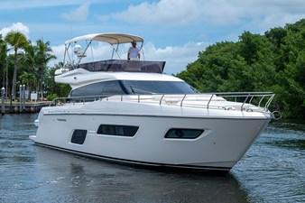 BEBA 39 Starboard Bow Profile