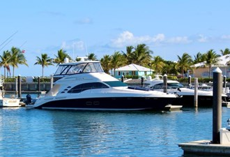 SEA RAY 580 SEDAN BRIDGE 1 SEA RAY 580 SEDAN BRIDGE 2006 SEA RAY  Motor Yacht Yacht MLS #271774 1