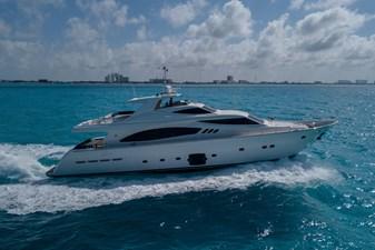 Fortis II 1 Fortis II 2008 FERRETTI YACHTS 881 Motor Yacht Yacht MLS #271775 1