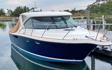 AS YOU WISH 15 Starboard Profile