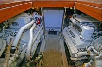 Serenity Now 5 Engine room