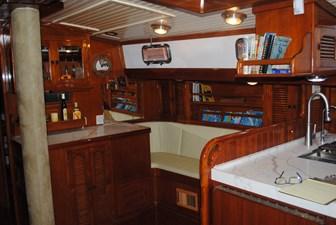 Liberte 1 Liberte 1989 FORMOSA 65 Cruising Ketch Yacht MLS #271815 1